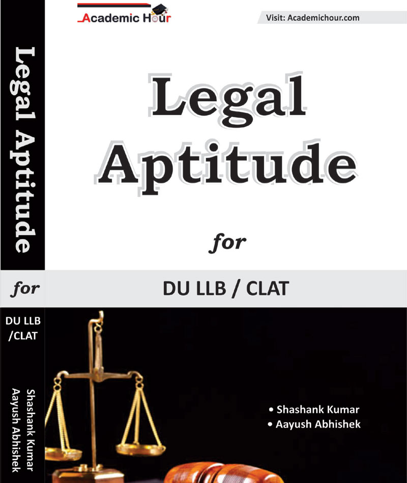 legal aptitude for du llb and clat