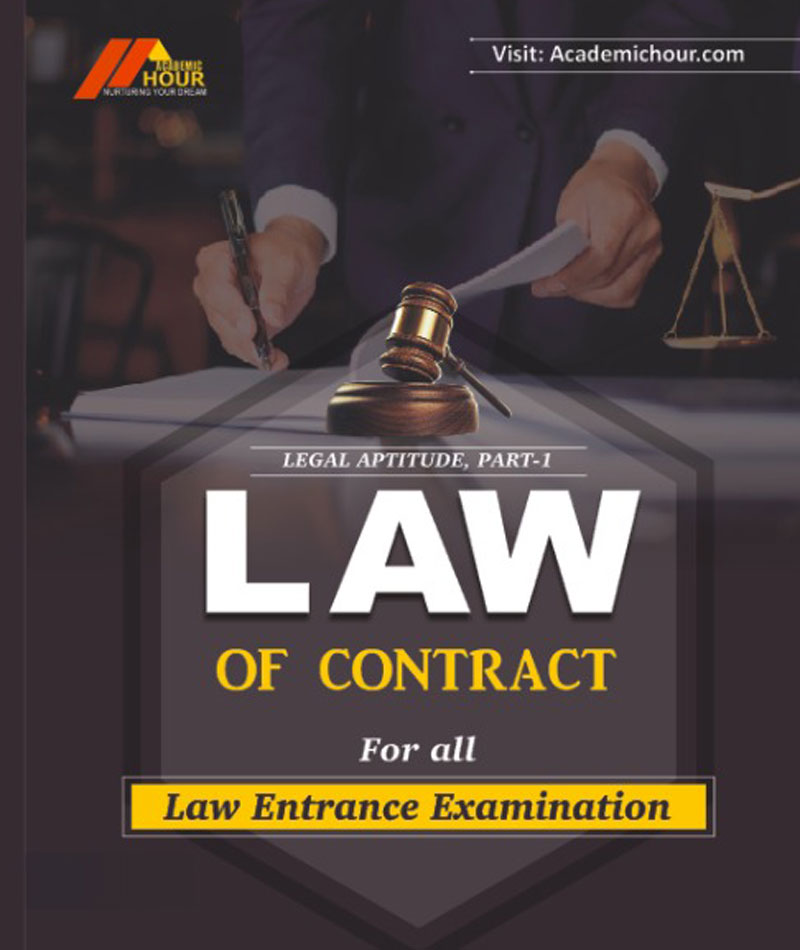 book law of contract for du llb clat